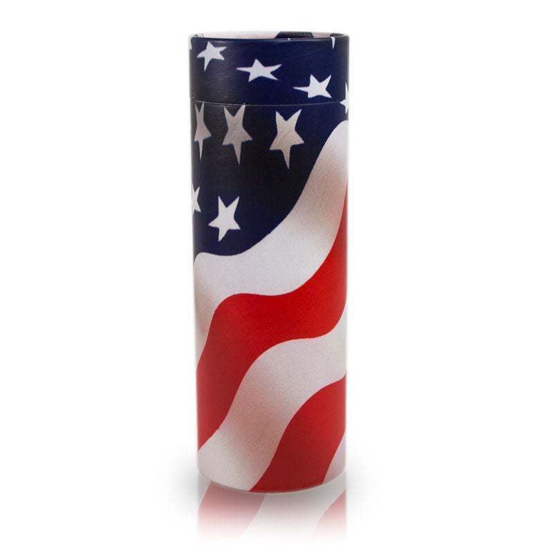 Patriot Scattering Cremation Urn- Extra Large | OneWorld