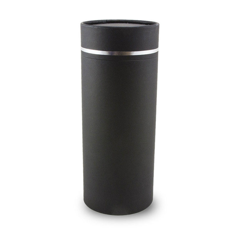 Silver Lining Cremation Scattering Tube - Large