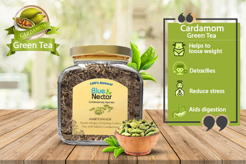 Consume Herbal Green Tea for weight loss