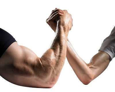 Muscle atrophy exercise