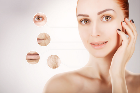 Reduce the signs of aging