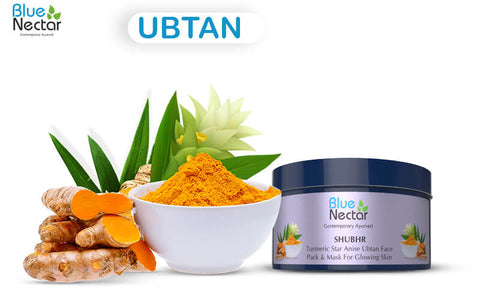 turmeric face pack for pre- brides