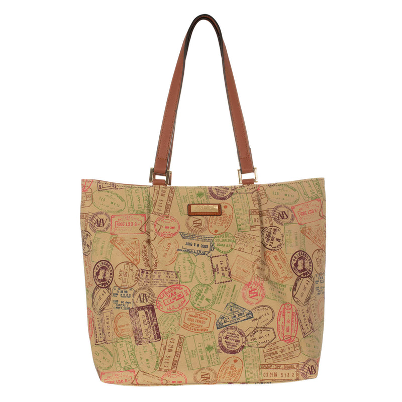 ALV109B Safari - Shopping Bag