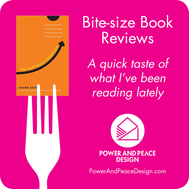 Bite-size Book Review: The Happiness Advantage