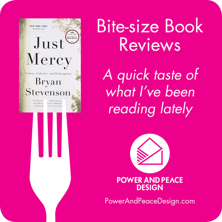Bite-size Book Review: Just Mercy