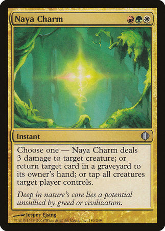 Naya Charm [Shards of Alara] | Tier 1 Games