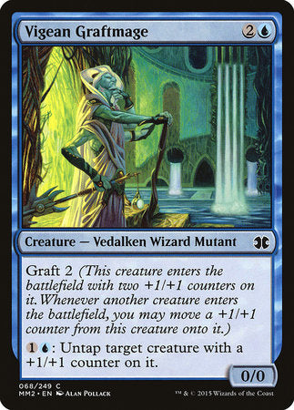 Vigean Graftmage [Modern Masters 2015] | Tier 1 Games