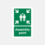 Assembly Point Sign Raymac Signs