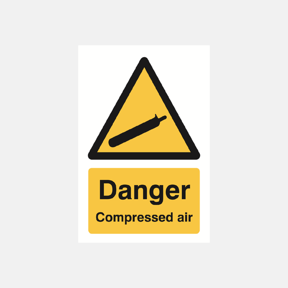 Compressed Air Sign Raymac Signs