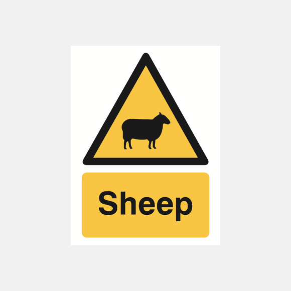 Sheep Sign Raymac Signs