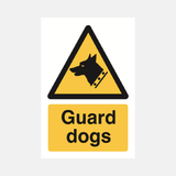 Guard Dogs Sign Raymac Signs