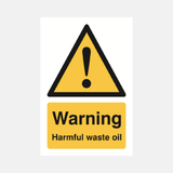 Warning Vehicles Reversing Sticker Sign Raymac Signs
