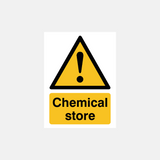 Chemical Store Sign Raymac Signs