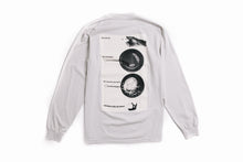Load image into Gallery viewer, Internet Longsleeve T-Shirt (Cement)