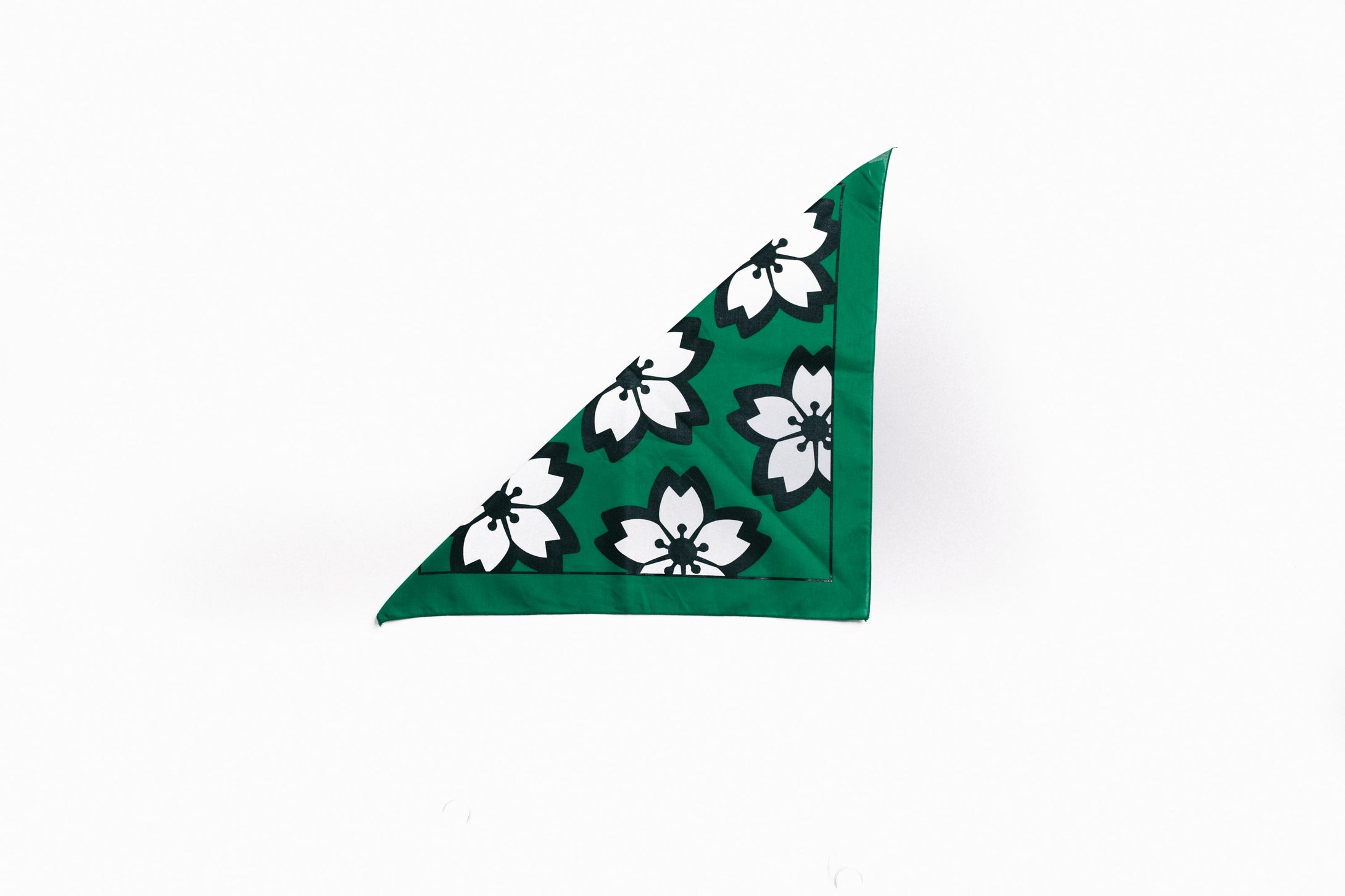 Blossom Square Bandana (Assorted Colors)