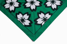 Load image into Gallery viewer, Blossom Square Bandana (Assorted Colors)
