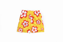 Load image into Gallery viewer, Blossom Mesh Shorts (Yellow)