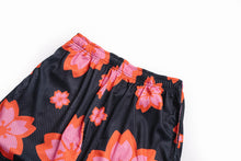 Load image into Gallery viewer, Blossom Mesh Shorts (Black)