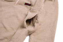 Load image into Gallery viewer, Amelia Sherpa 1/2 Zip Pullover (Sand)