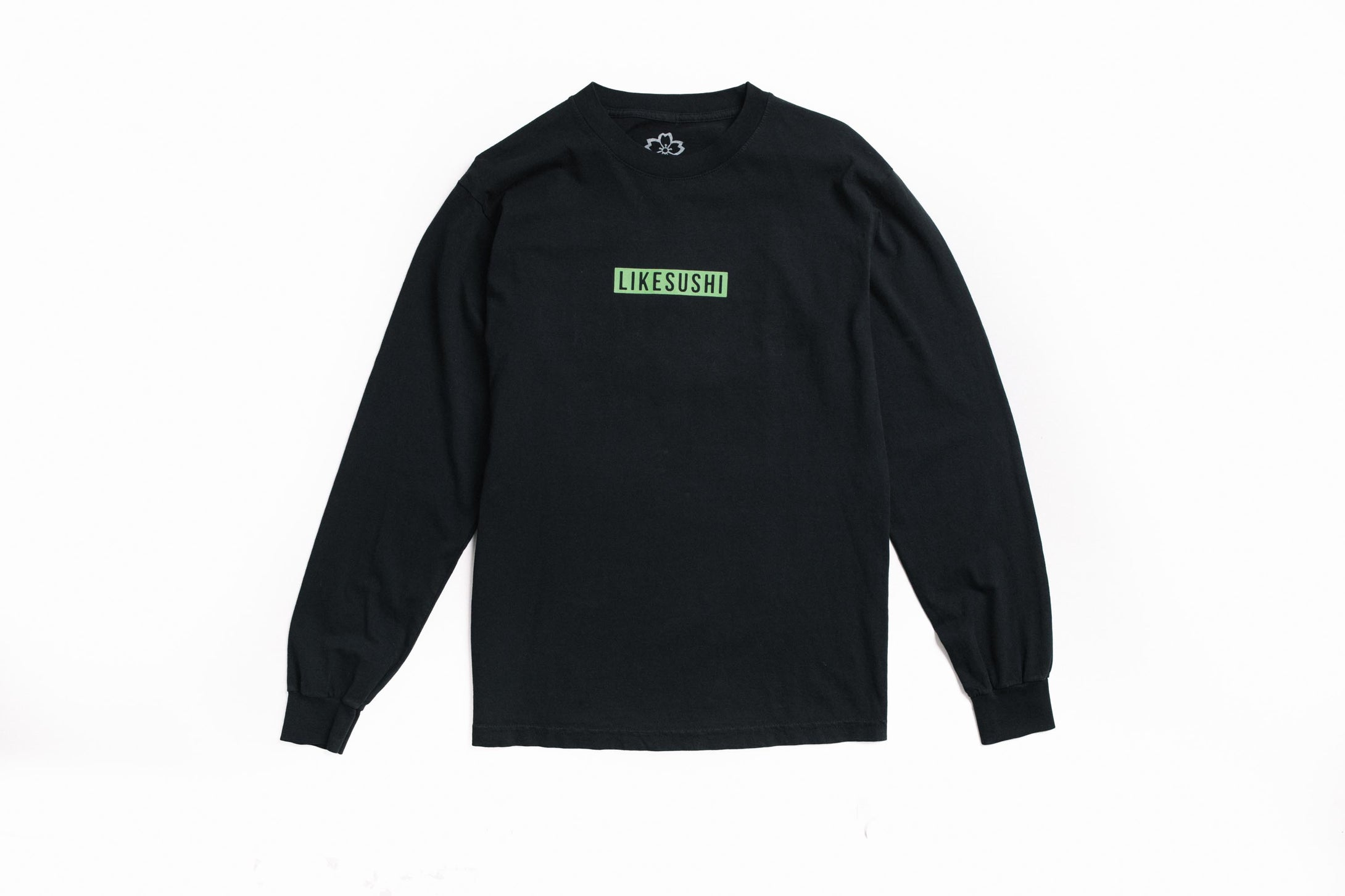 Internet Longsleeve T-Shirt (Black)