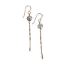 Simpl Earrings Labradorite