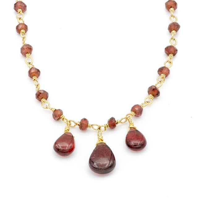 Pinot Noir Necklace