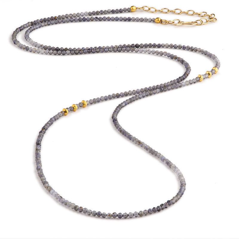 Elegance ESD Necklace Iolite