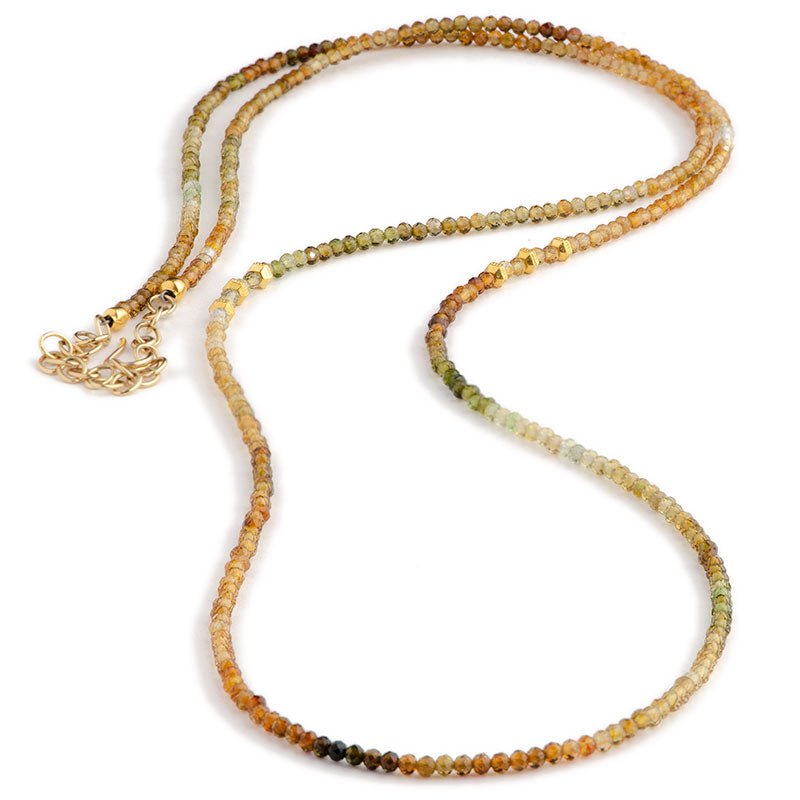 Elegance ESD Necklace Tourmaline