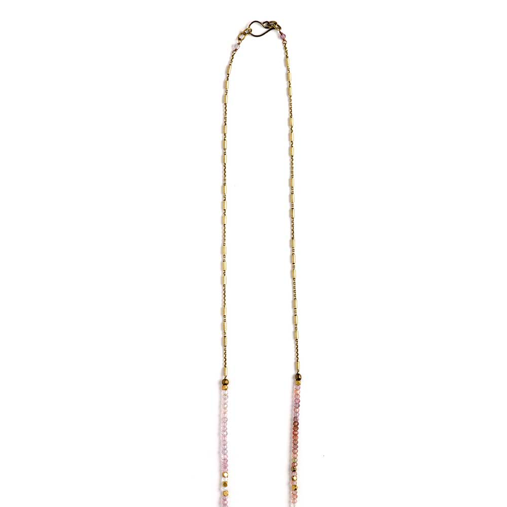 Pacific Heights Long Necklace Spinel