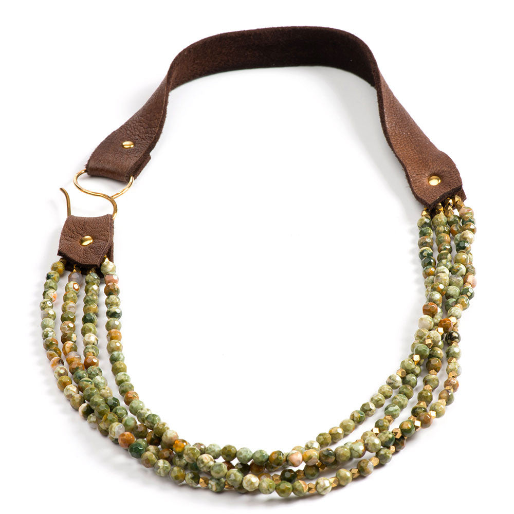 Riverlea Necklace Unikite