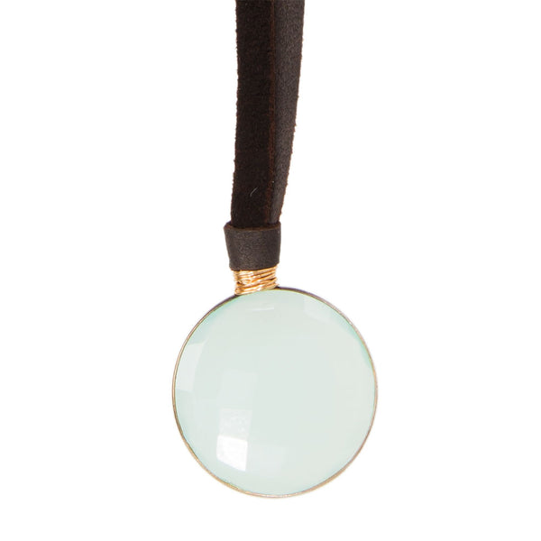 Terra Necklace Chalcedony