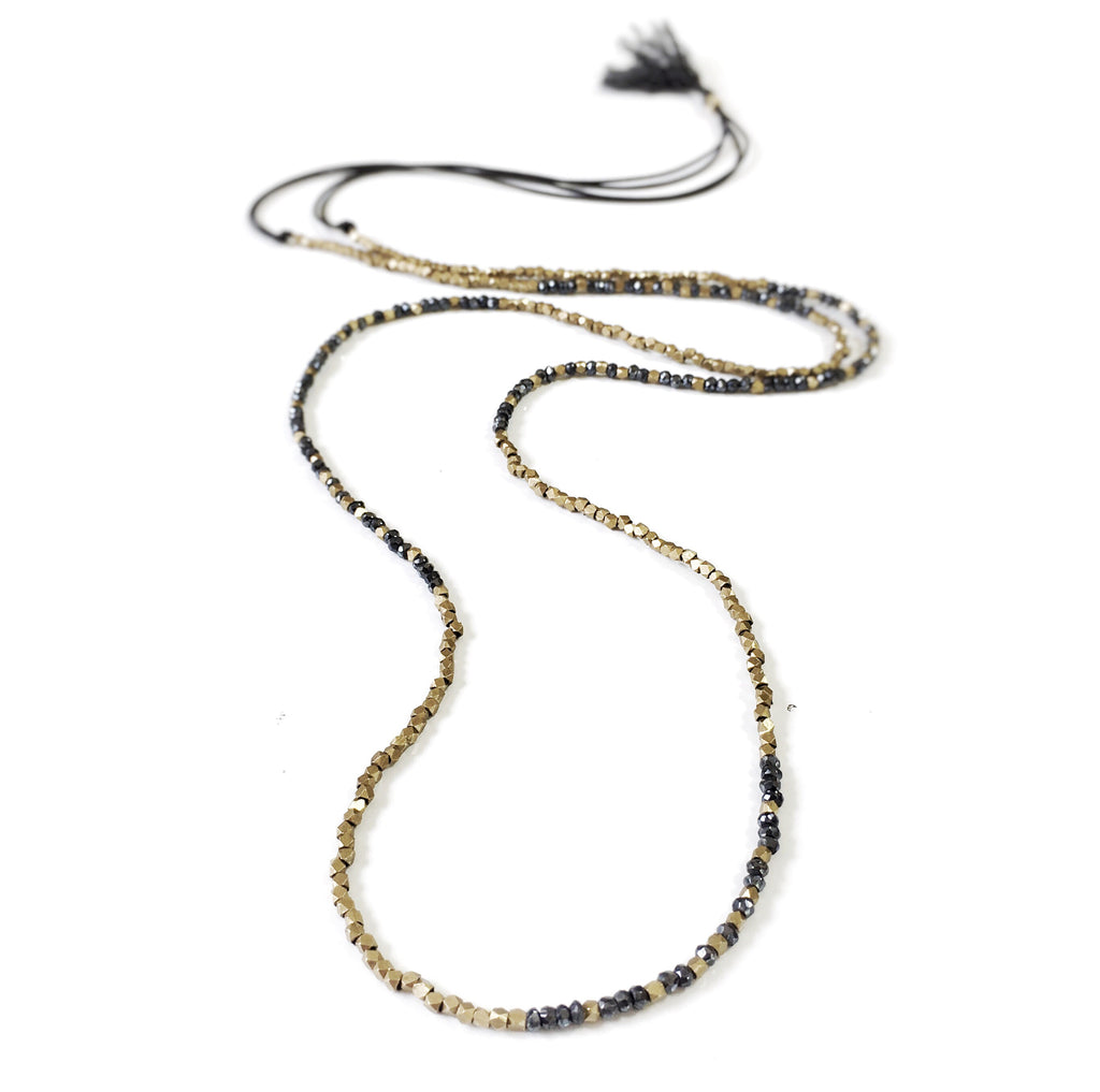 Atlas Peak Necklace Mystic Spinel