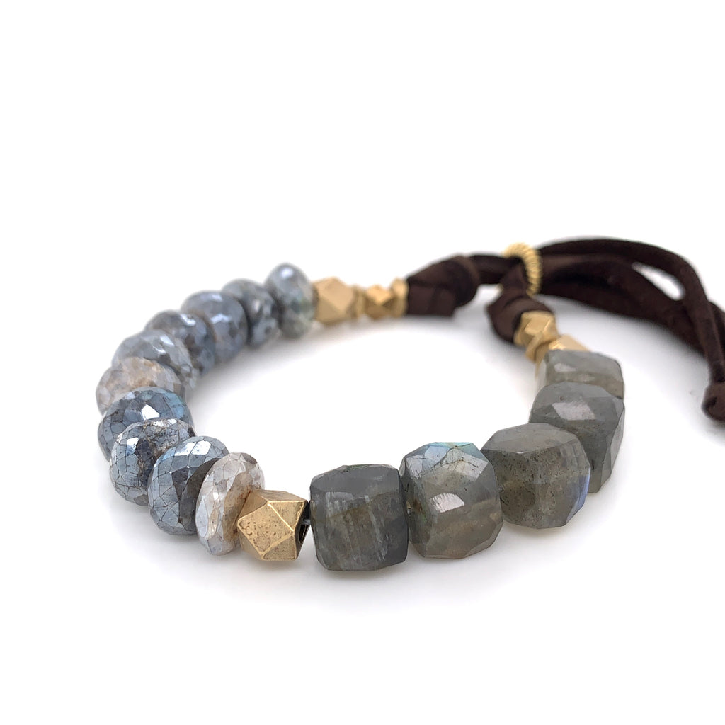 The Beautiful Bracelet, Labradorite