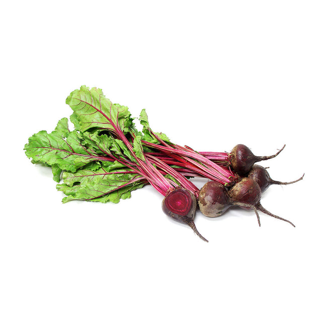 Organic Red Beets Bunched