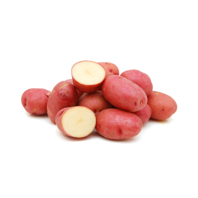 Organic Red Baby Potatoes