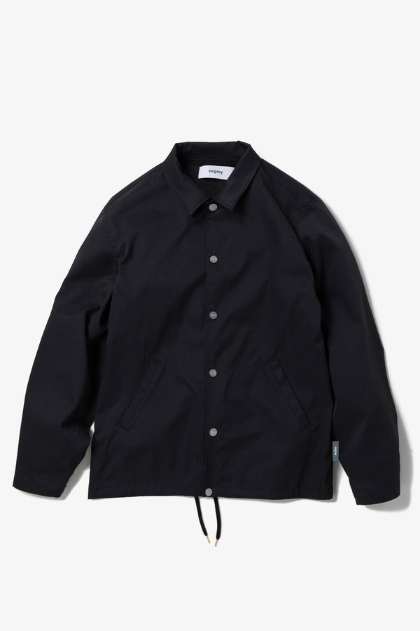 LYCRA ®Coach Jacket BLACK