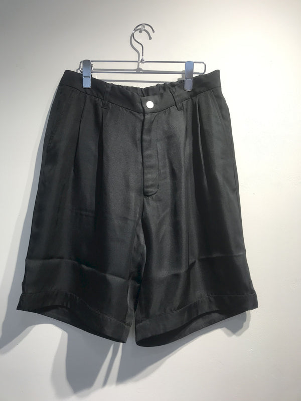 100%Silk quit shorts size2