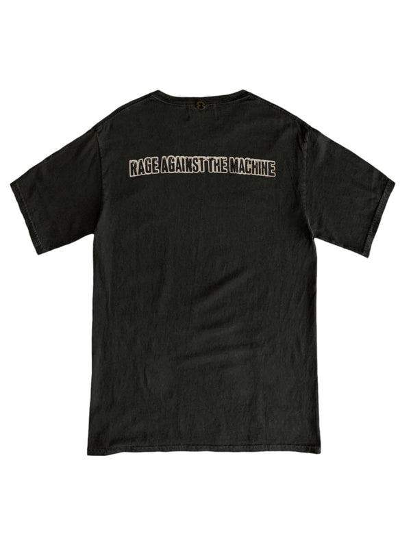 RATM laughs last TEE BLACK