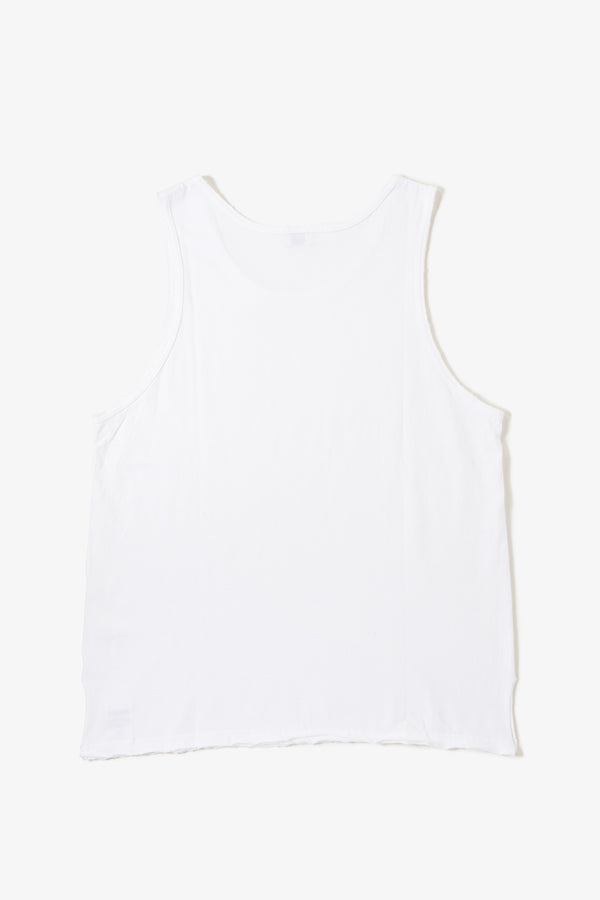 IIWII BIG TANK TOP WHITE