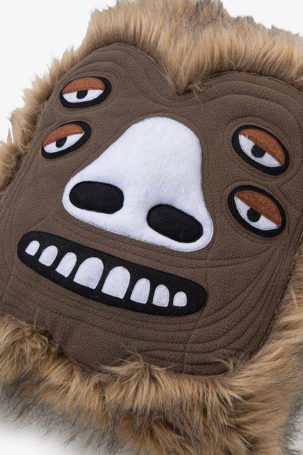 Monster paw Pillow 'Alexander'