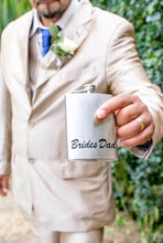 Load image into Gallery viewer, WEDDING HIP FLASKS