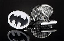 Load image into Gallery viewer, SUPERHERO FACE CUFFLINKS