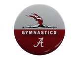 Alabama Gymnastics Button