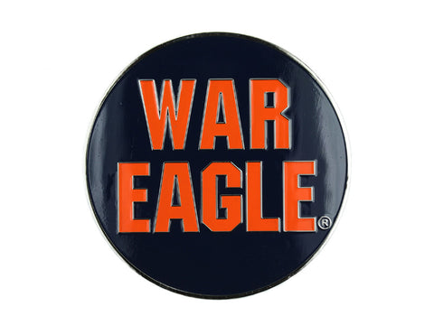 "AU 2"" Navy War Eagle pin (AULP21)"