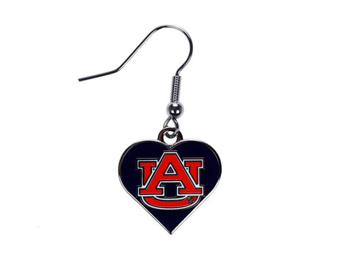 AU Navy Heart Dangle (AUDE10)