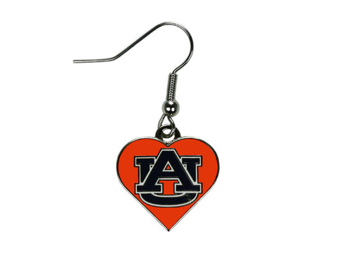 AU Orange Heart Dangle (AUDE11)