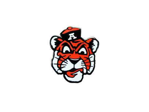AU Classic Tiger Head Lapel Pin