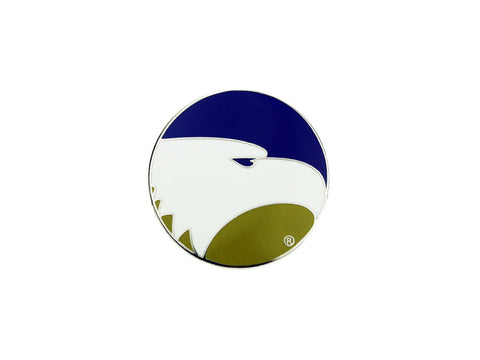 GS Round Eagle Pin (GSLP02)