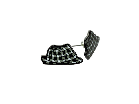Houndstooth Hat Post (HHATPE)