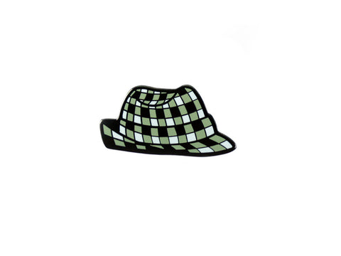 Houndstooth Hat Pin (HHATLP)
